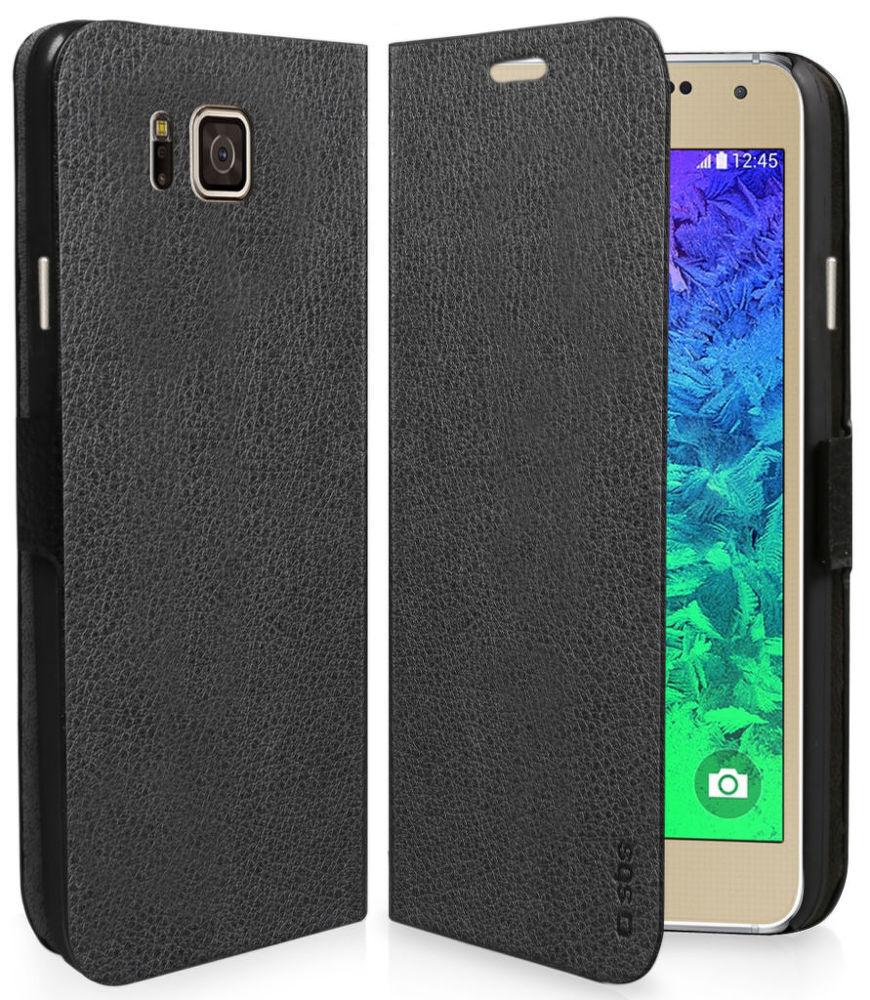 SBS pouzdro pro Samsung Galaxy Alpha, TEBOOKSAALPK