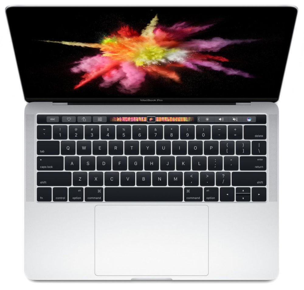 "Apple MacBook Pro 13"" Touch Bar 256GB (stříbrná), MLVP2CZ/A"