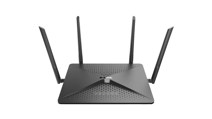 D-Link DIR-882 AC2600 MU-MIMO Wi-Fi Router