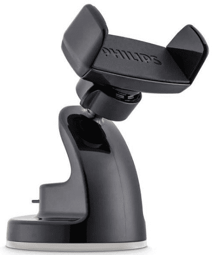 Philips DLK23012B/10 černý, držák do auta