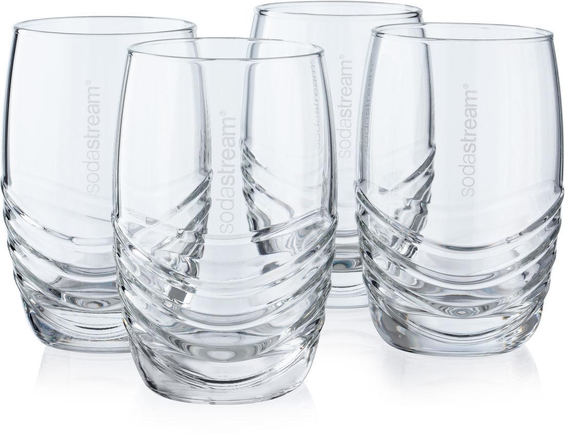 Sodastream Crystal sklenice (4ks)