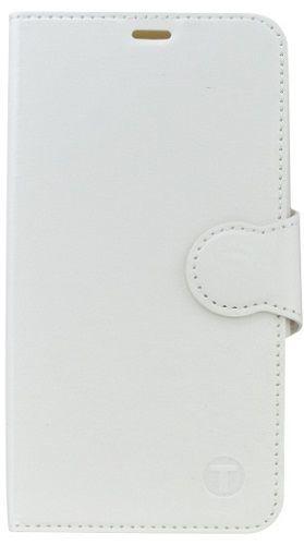 Mobilnet knížkové pouzdro pro Honor 9, bílé