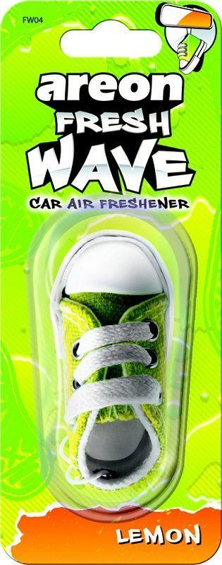 Areon Fresh Wave Lemon osvěžovač vzduchu