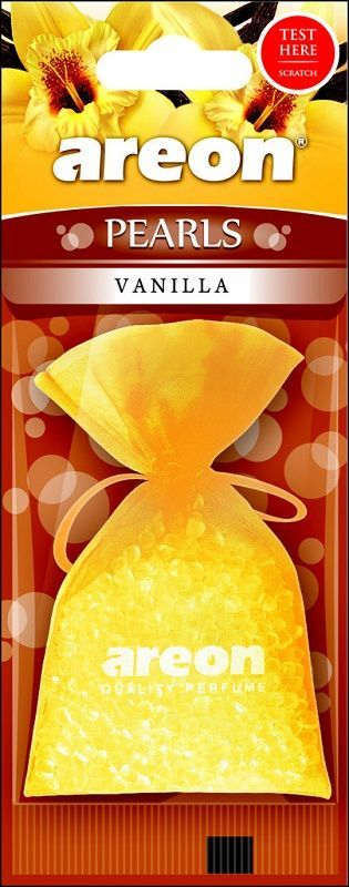 Areon Pearls Vanilla osvěžovač vzduchu