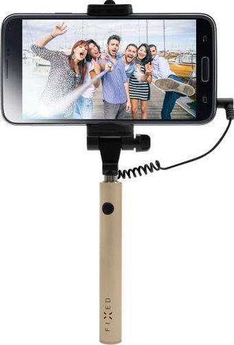 Fixed Snap Mini zlatá, selfie tyč