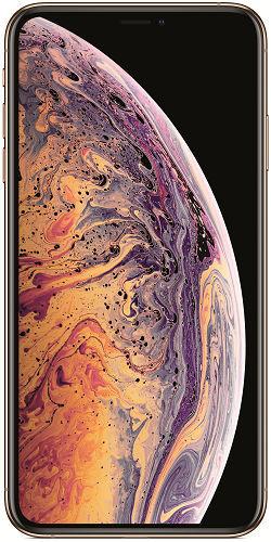 Apple iPhone Xs Max 64 GB zlatý
