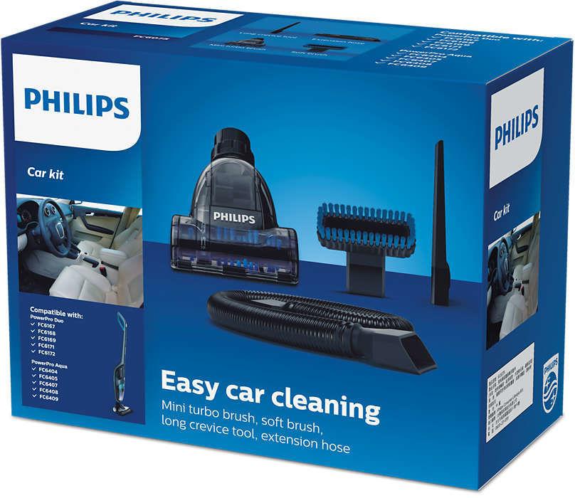 Philips FC6075/01 Easy Car Cleaning sada příslušenství ke PowerPro