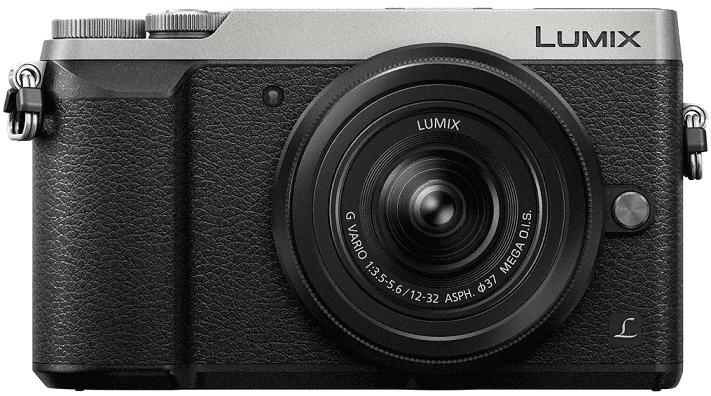 Panasonic Lumix DMC-GX80 stříbrná + 12-32 mm