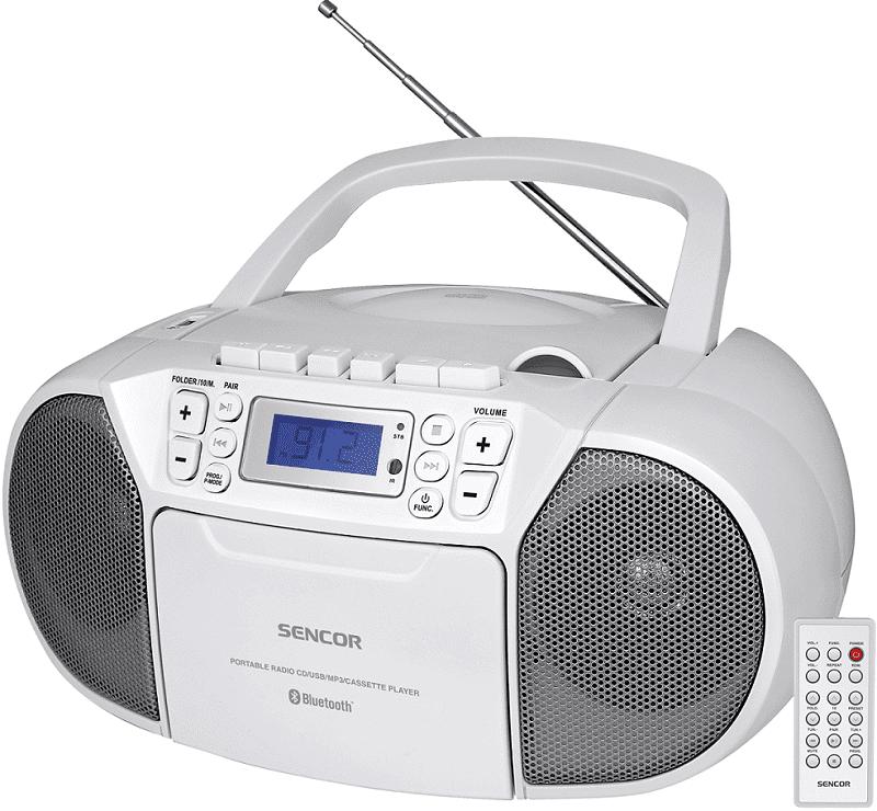 Sencor SPT 3907 W bílý