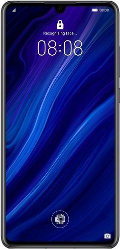 Huawei P30 128 GB černý