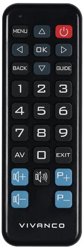 Vivanco V-39284 dálkový ovladač pro TV Samsung