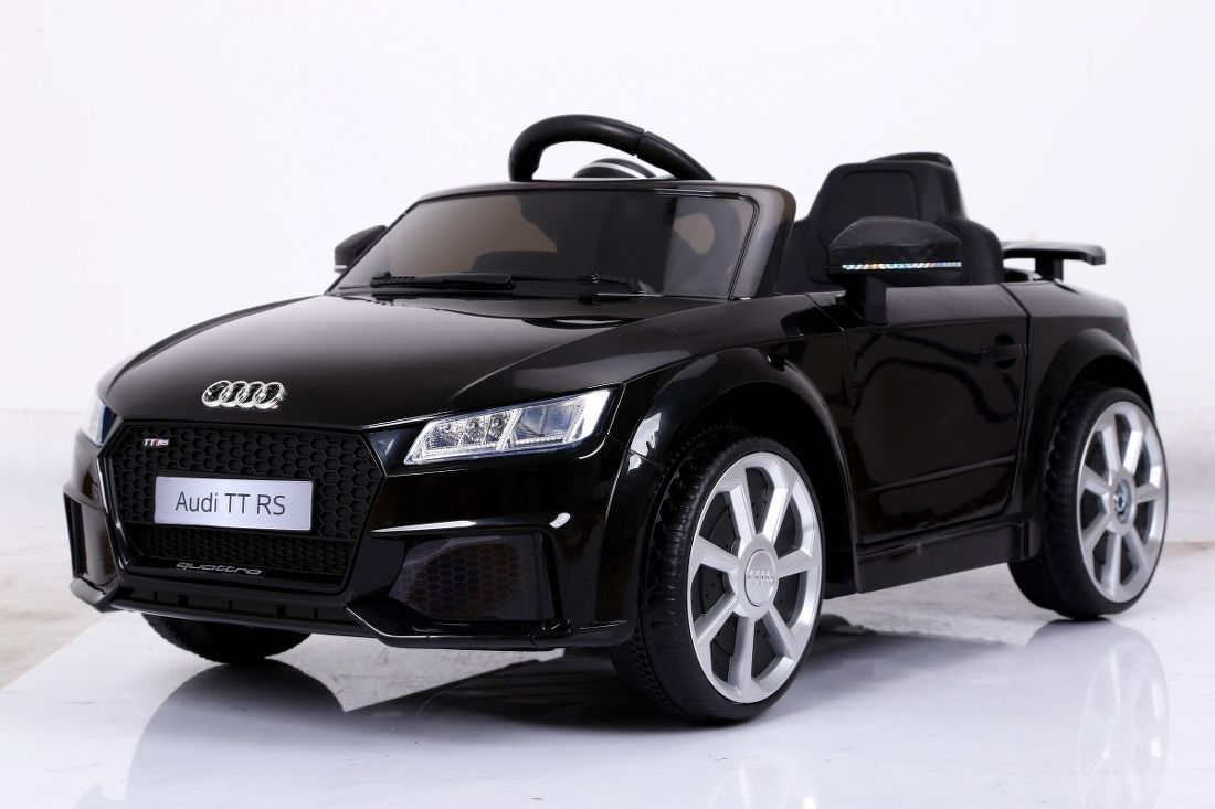 ELJET Audi RS TT černé, Dětské autíčko