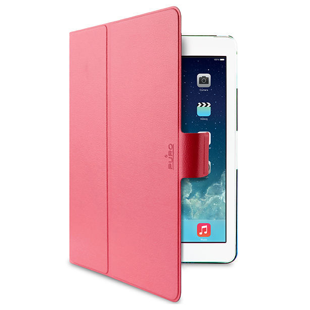 "PURO IPAD AIR ""BI-COLOR 360 °"" ""PINK / BLUE"""