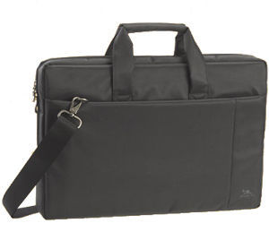 "RivaCase grey Laptop bag 17 ""/ 6"""