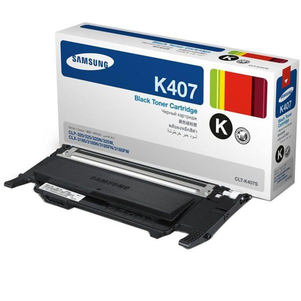 Samsung CLT-K4072S black - toner