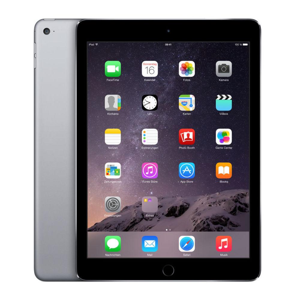 Apple iPad Air 2 16 GB WiFi (vesmírně šedý)