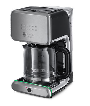 RUSSELL HOBBS 20180-56 Illumina (nerez) - Prekapávací kávovar