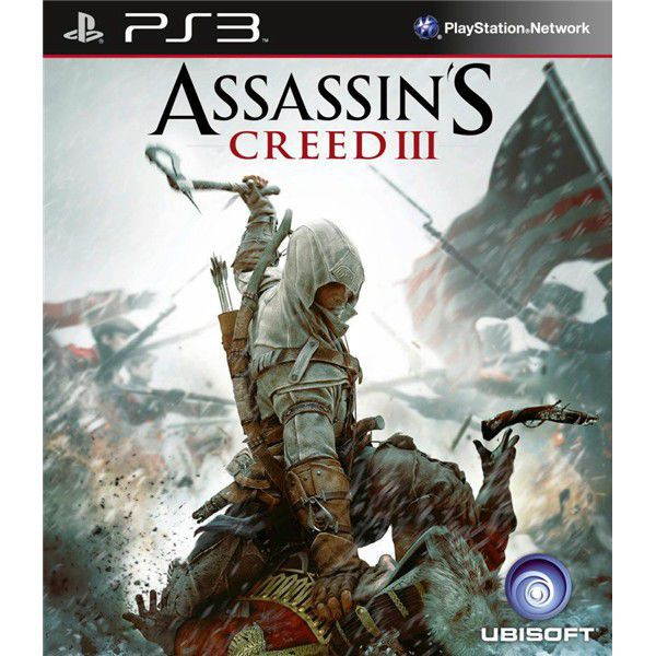 Assassins Creed 3 - hra pro PS3