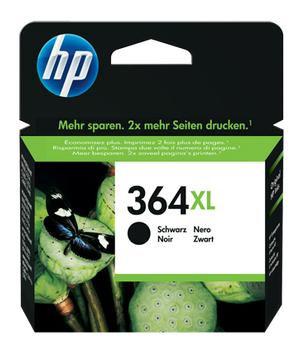 HP CN684EE No.364XL black - inkoustová náplň