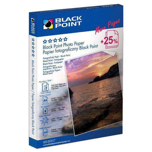 Black Point PFA6G230A - fotopapír