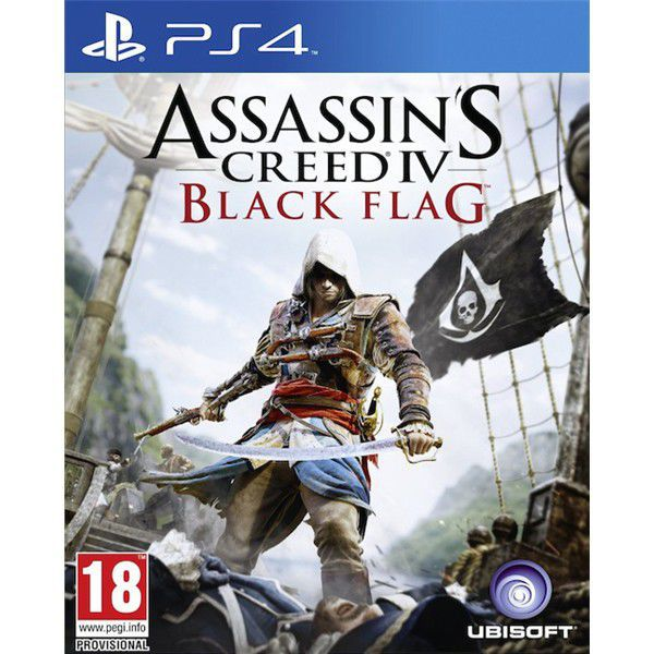Assassins Creed 4: Black Flag (Special Edition) - hra pro PS4