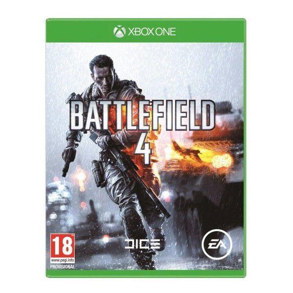 Battlefield 4 - hra pro XBOX ONE
