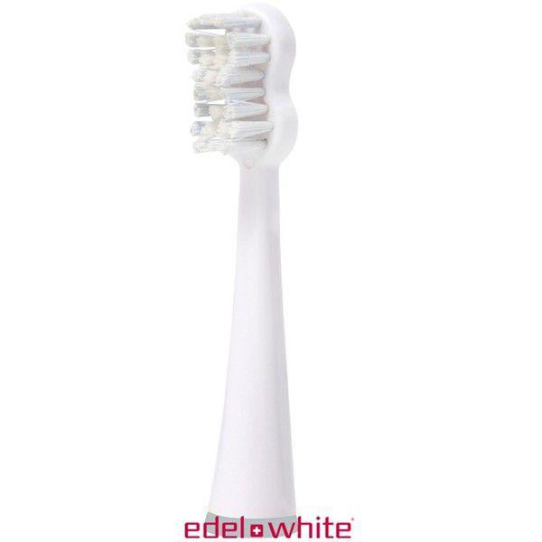 Edel White Dual Clean Whitening náhradní kartáčky (2ks)