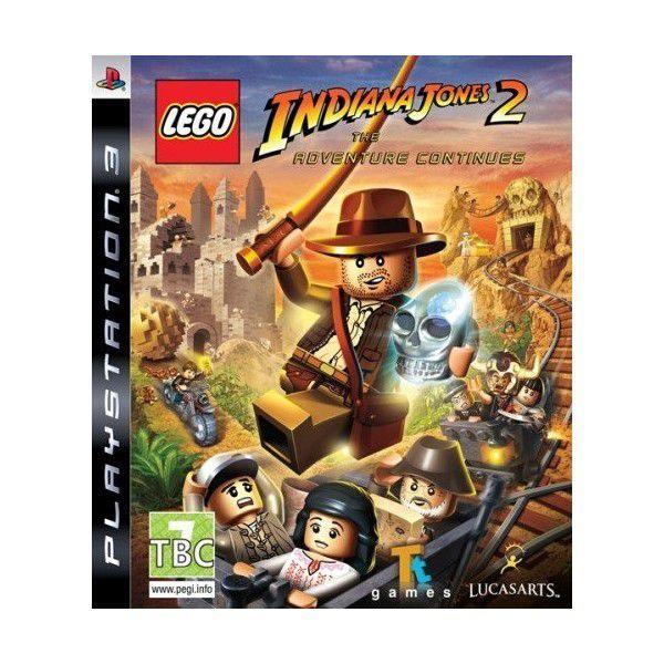 PS3 - LEGO Indiana Jones 2 The Adventure Continues