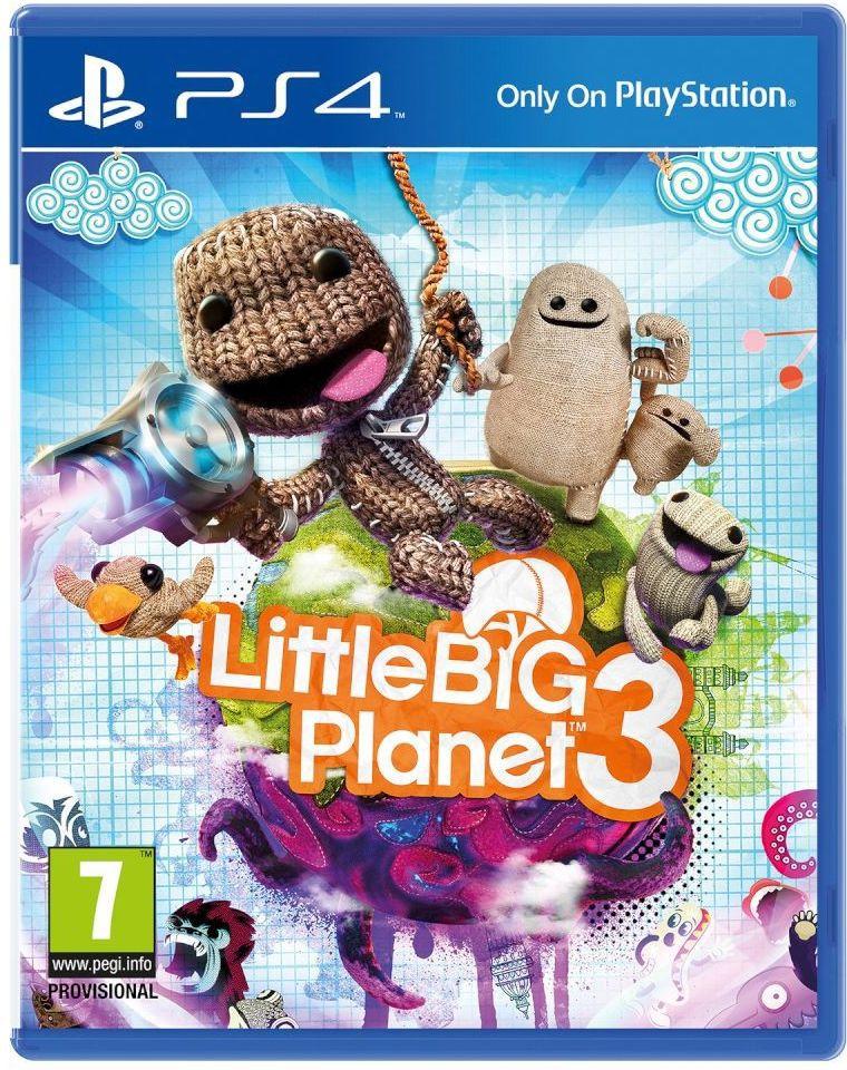 LittleBigPlanet 3 - hra pro PS4