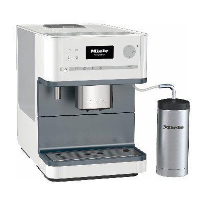 MIELE CM 6310 A LOWE (bílá) - Automatické espresso