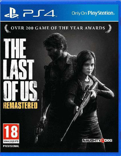 The Last Of Us Remastered CZ - hra pro PS4