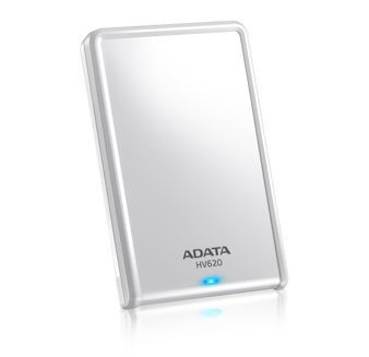 "A-DATA Value HV620 2,5"" 1TB USB 3.0 (bílý)"