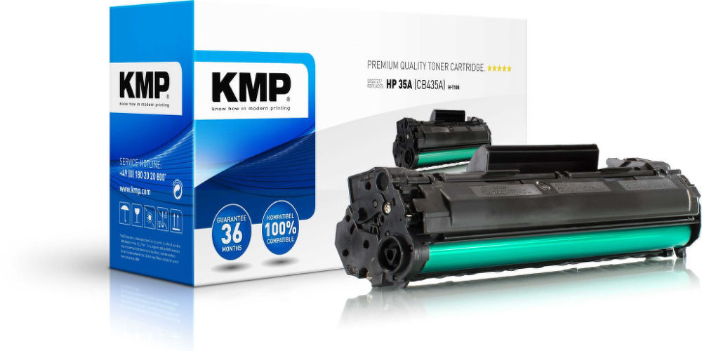 KMP HT100 - laserový toner