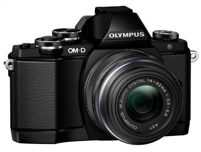 Olympus E-M10 + 14-42 II R (černý)