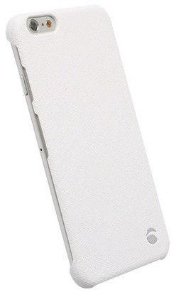 Krusell MALMÖ TextureCover zadní kryt pro Apple iPhone 6 (bílý)