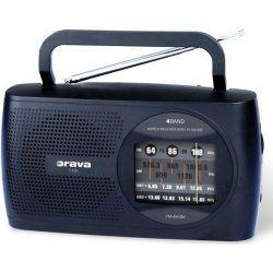 Orava T-120 - přenosné rádio