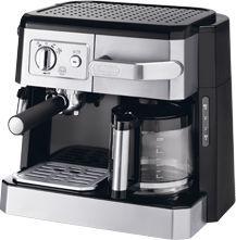 DELONGHI BCO 420.1 (černá) - Pákové espresso a překapávací kávovar