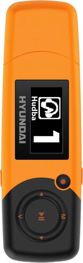Hyundai MP 366 FM (oranžový)