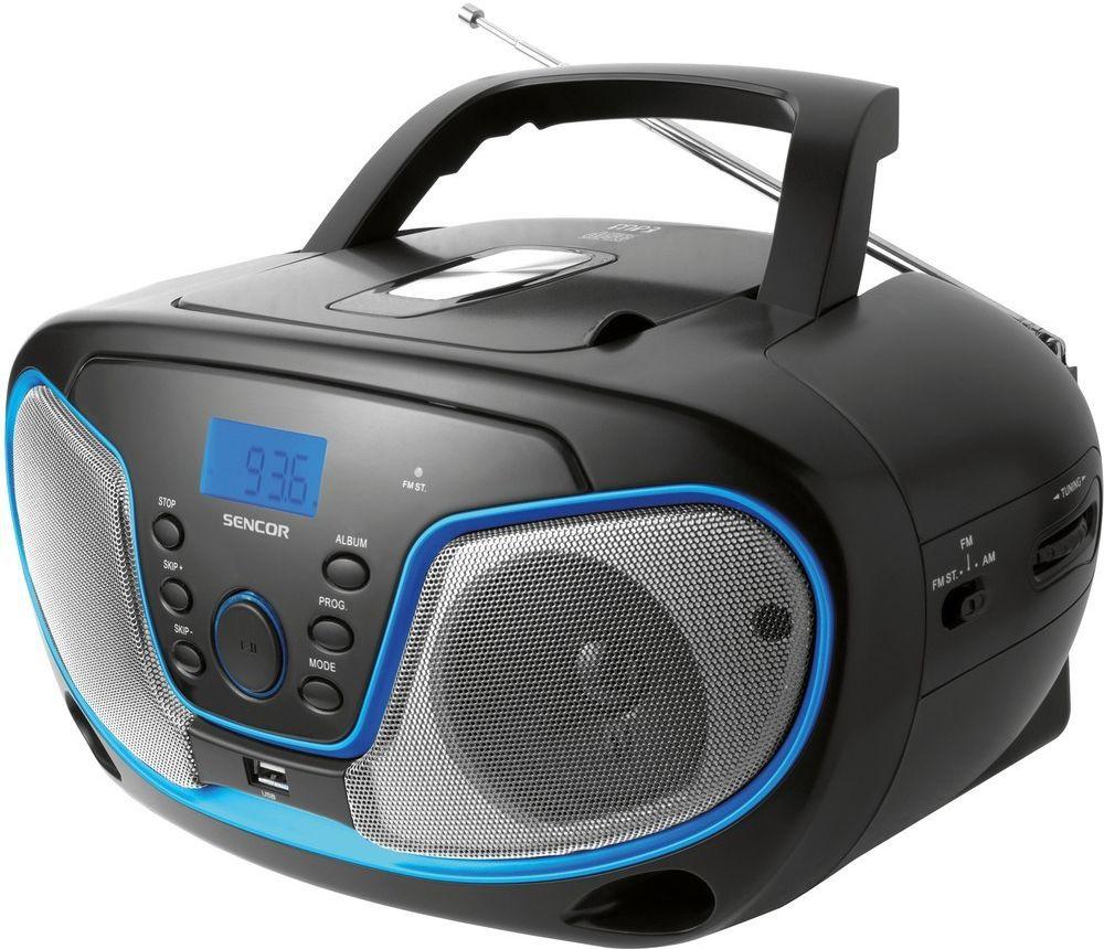 Sencor SPT 231 (černý) - rádio