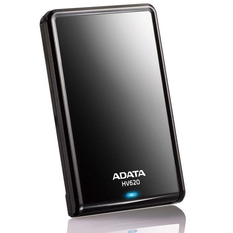 """A-DATA Value HV620 2,5"""" 2TB USB 3.0 (černý)"""