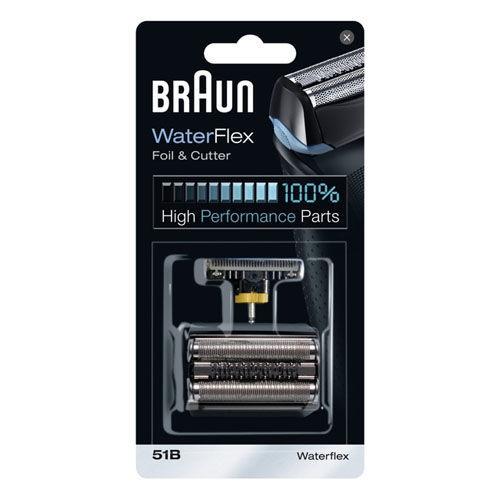 BRAUN CombiPack Series 5 - 51B - Planžeta+nůž