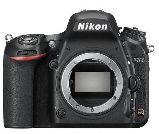 Nikon D750 (tělo)