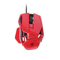 MADCATZ RAT3 GM Red