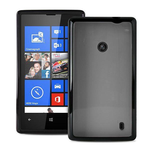 PURO kryt Clear pro Lumia 520