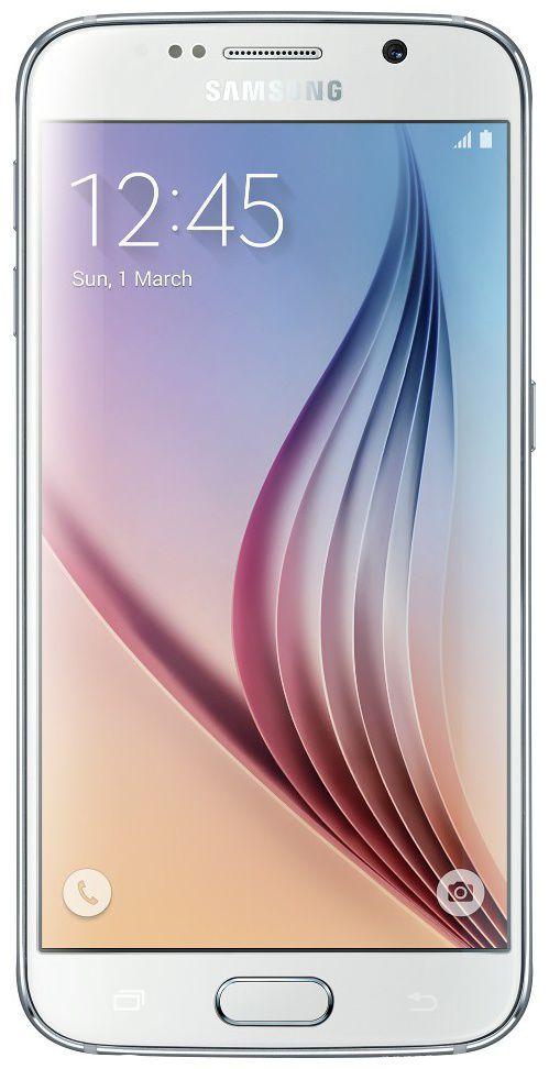Samsung G920F Galaxy S6 32GB (bílý)