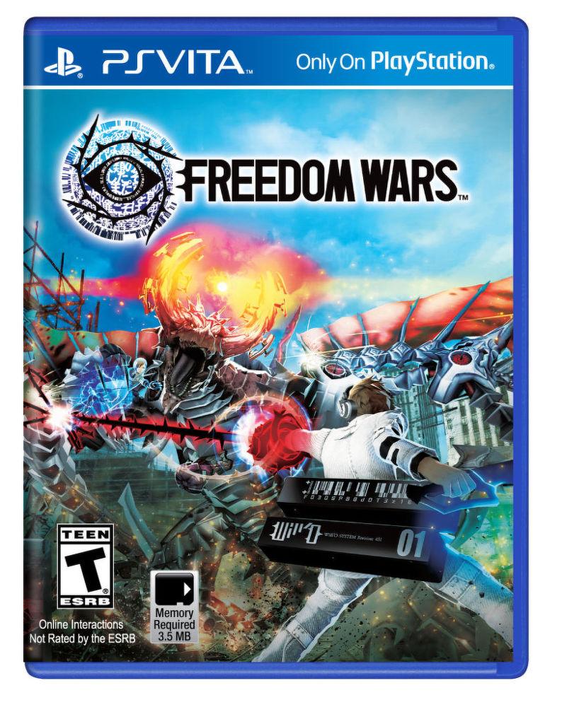 Freedom Wars - hra pro PSV
