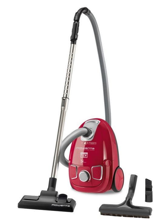 ROWENTA RO5253OA (červená) - Podlahový vysavač