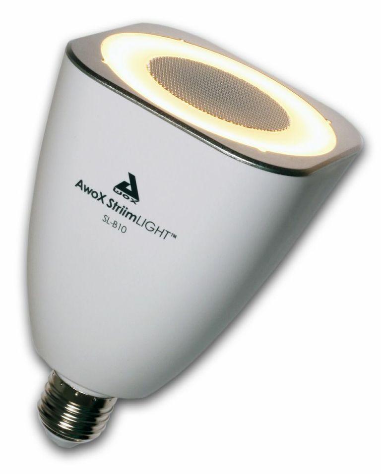 AWOX StriimLIGHT WIFI - inteligentní LED žárovka