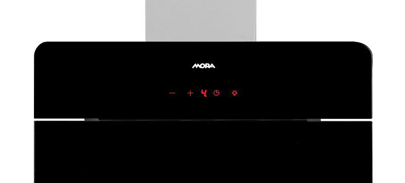 Obsluhovanie, ktoré zvládne každý - Mora OV 685 GB, vstav. komínový odsavač