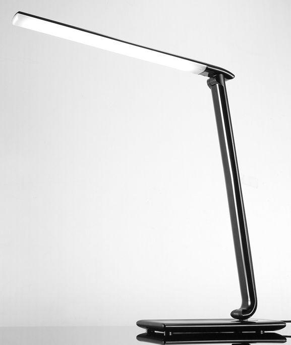 Solight WO37-B (černá) - LED stolní lampa